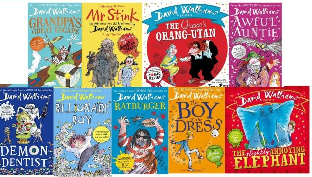 david-walliams-books